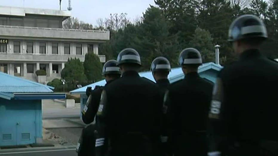 North Korean soldier shot in DMZ while defecting