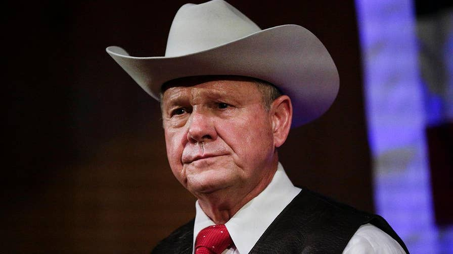 Watch the video to find out which GOP lawmakers are pulling their support for Alabama Senate candidate Roy Moore