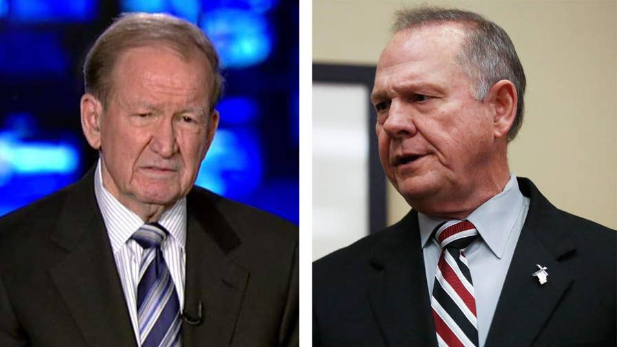 Former Republican presidential candidate says that while the claims of Moore accusers have 'a ring of truth' to them, there should be no doubt about the motivation behind the story.