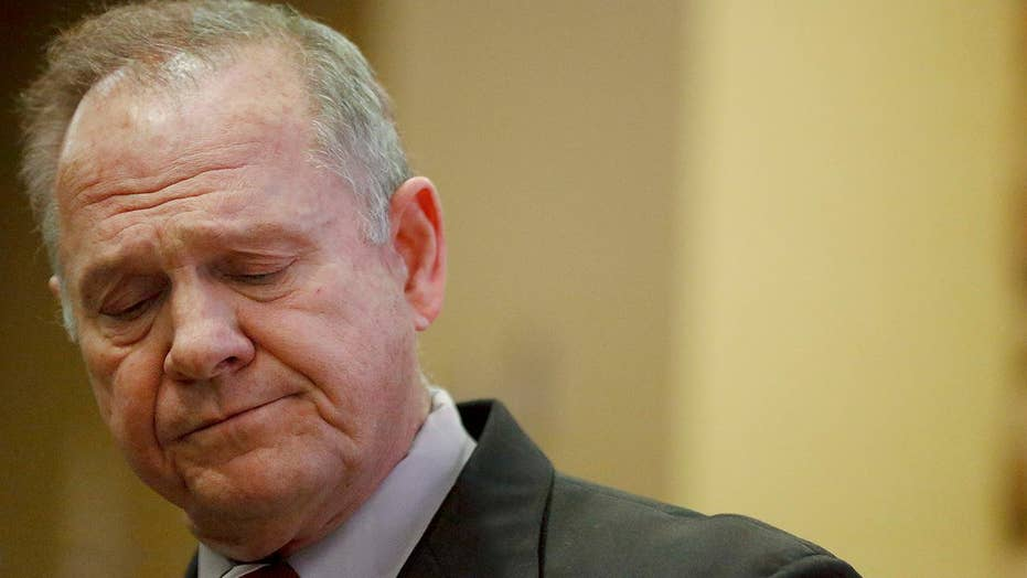 Roy Moore comes under fire amid allegations