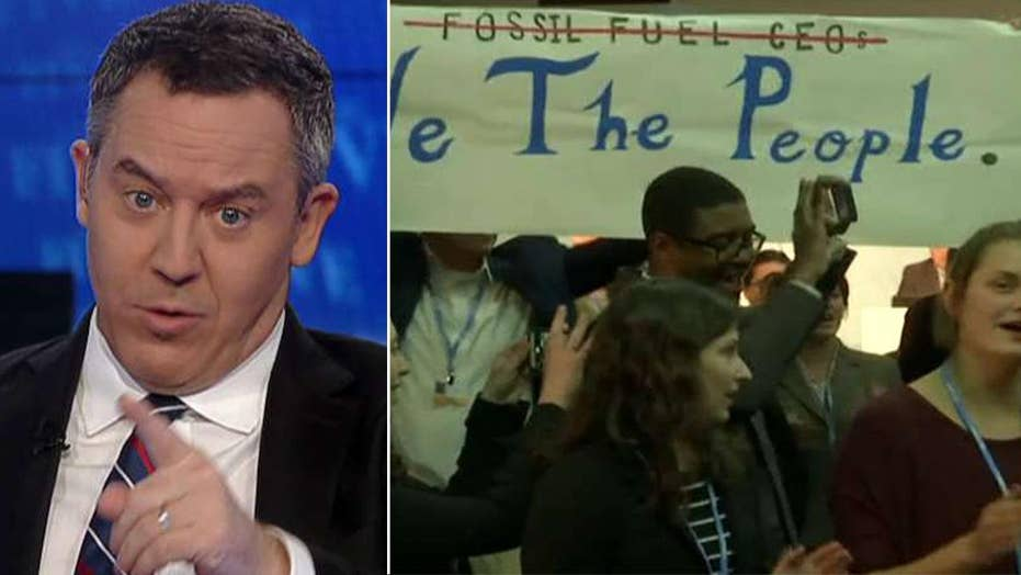 Gutfeld: Another stupid protest at the U.N.