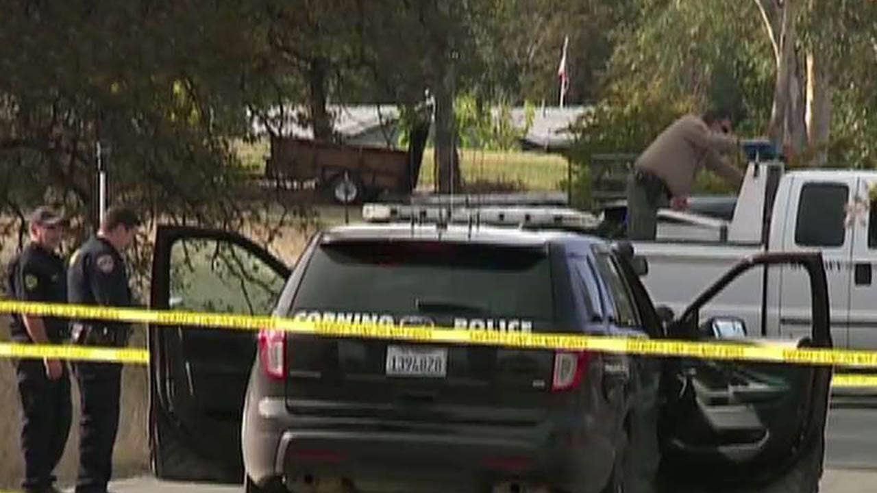 California gunman's wife found dead in home, authorities say