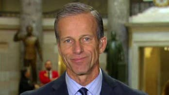 Thune on decision to tie ObamaCare mandate to tax reform