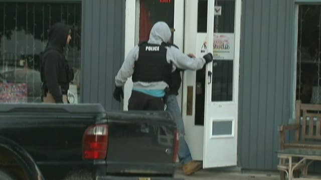 Manhunt for four teens who escaped NJ detention center