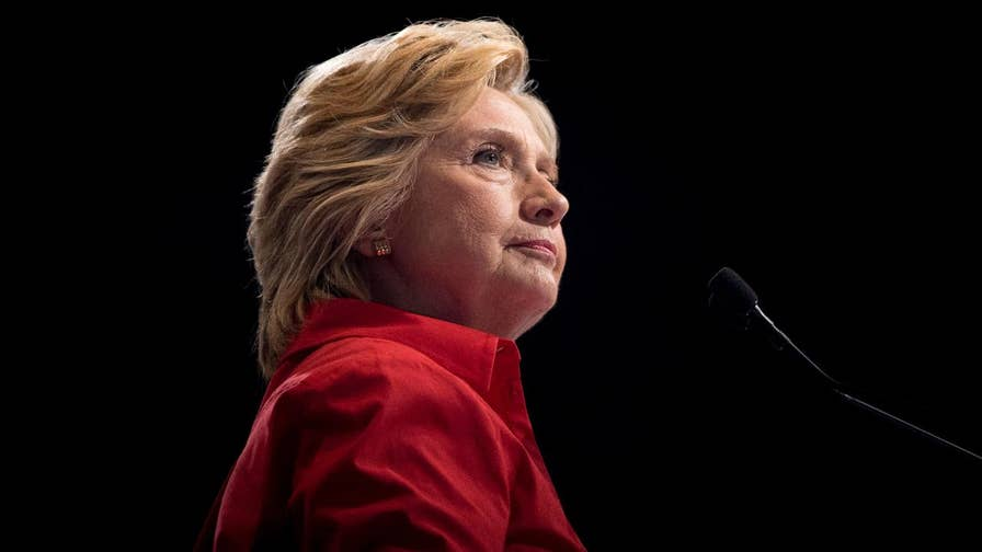 Image result for Hillary Clinton questions 'legitimacy' of Trump's victory in 2016 election
