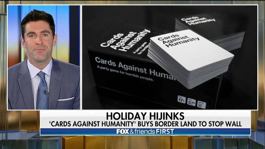 Image of: Ladd Top Stories Cards Against Humanity Spotted Selling jew Pack Times Of News Uk