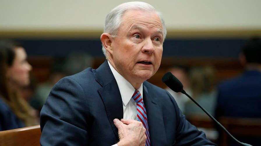 Attorney General Sessions testifies that it 'looks like' there is not enough basis to appoint another special counsel to investigate the presidential election; reaction from Politico's Jake Sherman.