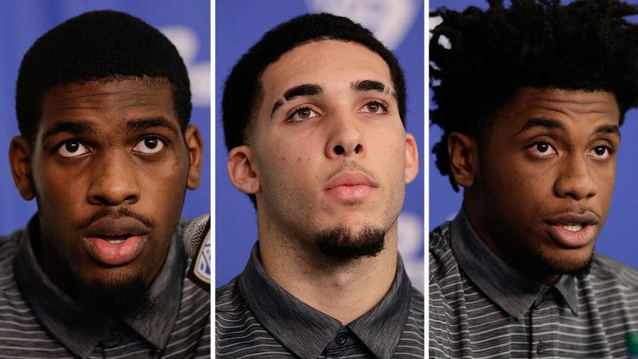 Basketball players speak out after arrests in China.