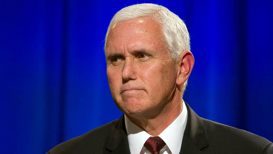 The vice president delivers remarks at annual  gathering of GOP governors.
