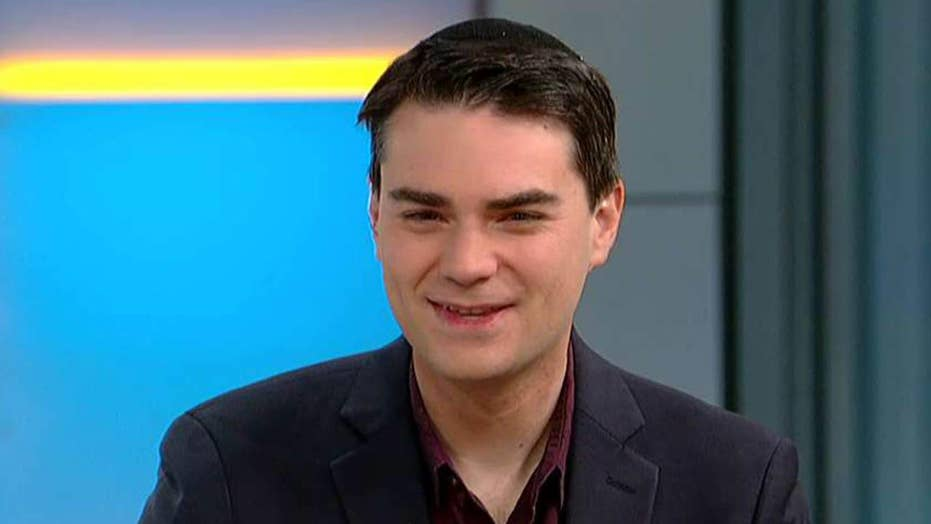 Ben Shapiro on left's ongoing 'extreme reaction' to Trump