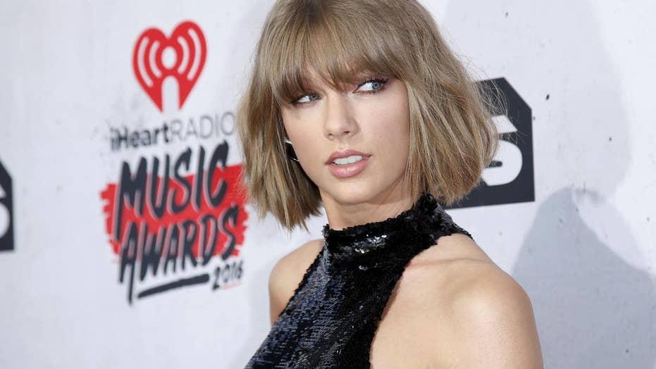 Taylor Swift surprises fans during Target run