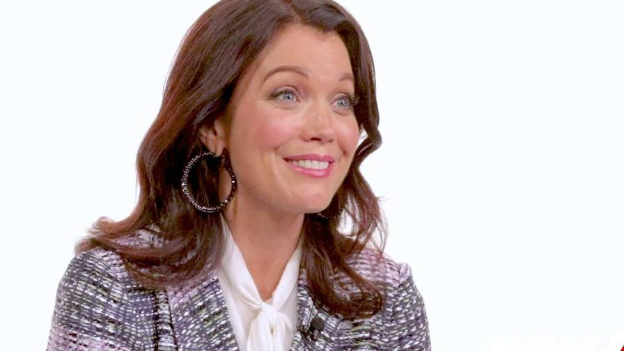 'Scandal' actress Bellamy Young, who stars as President Mellie Grant in the hit political drama, explains why the cast is heartbroken over the series coming to an end.