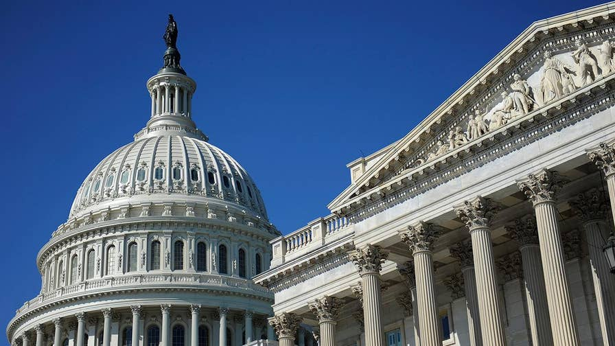 13 Republicans and 192 Democrats vote against the bill; Mike Emanuel reports from Capitol Hill.