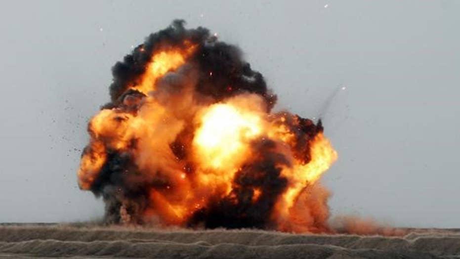 Fox Firepower: Making munitions safe