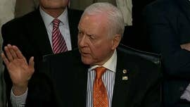 "Republican Sen. Orrin Hatch has had enough of Democrats accusing GOP senators of pushing tax reform to benefit ""the rich."""