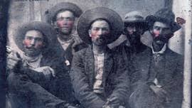 Frank Abrams had no idea he was getting his hands on a valuable piece of history when he bought a grainy 19th-century photo for $10 at a North Carolina flea market.