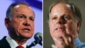 Liberal views of Roy Moore's Democratic rival could pose pitfall amid scandal