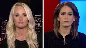 Fox News contributors Tomi Lahren and Jessica Tarlov react on 'Hannity.'