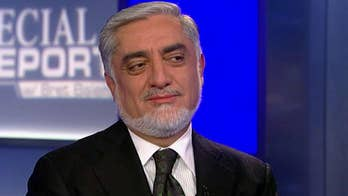 On 'Special Report,' Abdullah Abdullah opens up about the future of the country and how it will change.