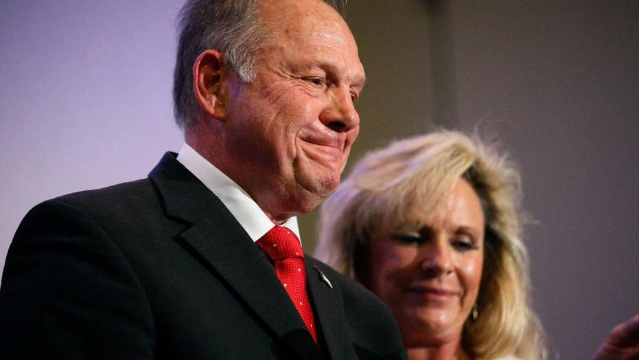 Roy Moore slams Gloria Allred, challenges her to release