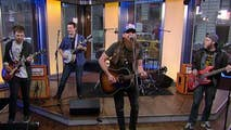 Country group performs on 'Fox & Friends.'