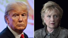 President Trump on Saturday criticized Hillary Clinton, the Democrat he defeated in the 2016 White House race, for her recent and repeated questioning of the election results.