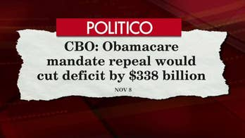 Smart to include repeal of ObamaCare mandate in tax bill?