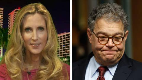 Ann Coulter: If Dems were smart, they'd get rid of Franken