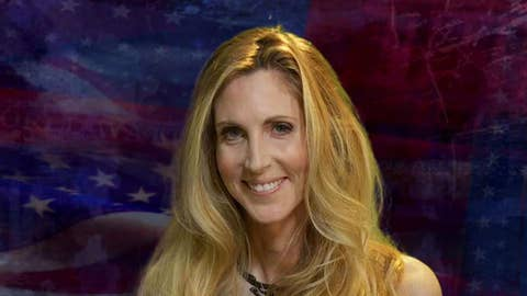 Ann Coulter sounds off on Al Franken controversy