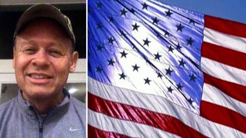 Country singer Neal McCoy takes a jab at anthem kneelers