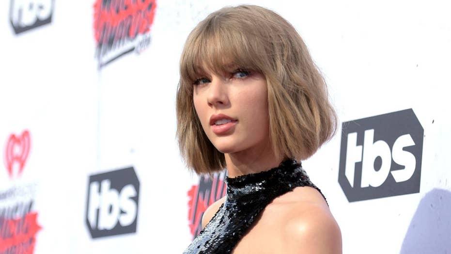 Marie Claire demands Taylor Swift get political