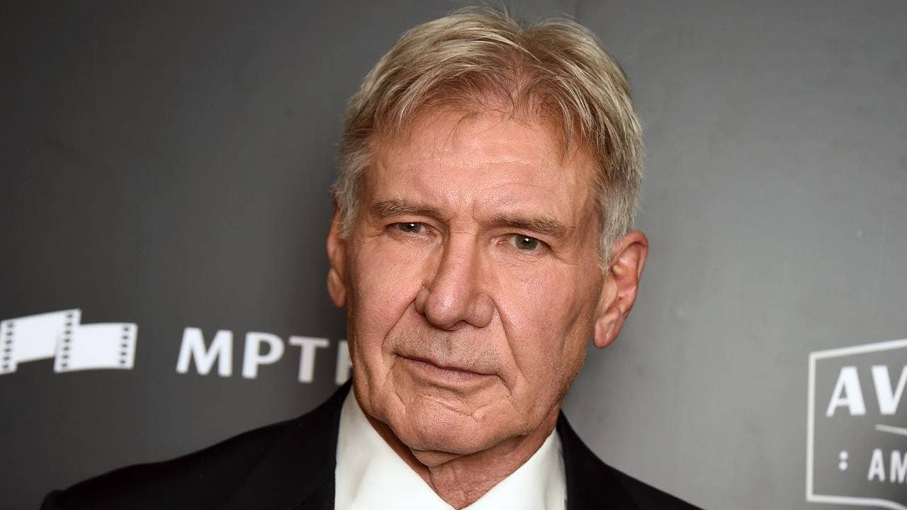 Harrison Ford becomes real-life hero