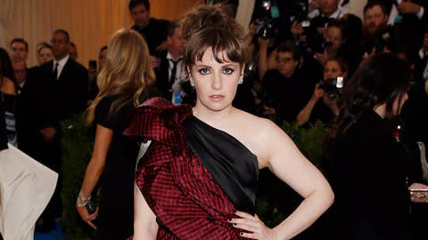 Lena Dunham accused of 'hipster racism'