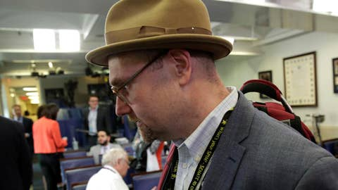 New York Times suspends Glenn Thrush