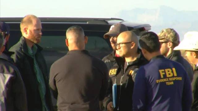 Republicans renew calls for wall after border agent's death