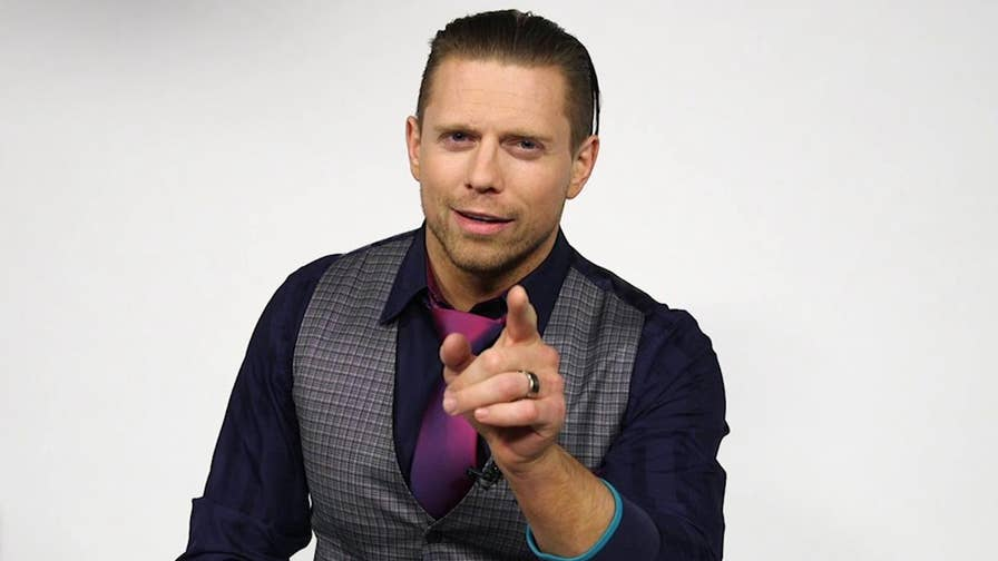 The Miz opens up about how he got his start on MTV's 'The Real World,' what led him to becoming a WWE Superstar and his newest gig, hosting MTV's 'The Challenge.'