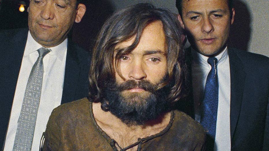 A look back at Charles Manson's rise to infamy