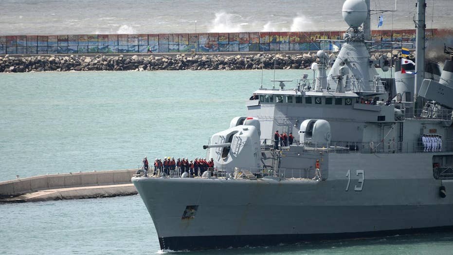 US Navy joins search for missing Argentine submarine