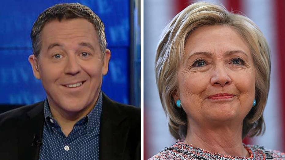 Gutfeld: Hillary blames FNC for her husband being in power