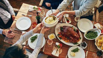 Los Angeles chef, Jacob Bustos, is on a mission to make healthy taste good. He shares 5 tips to lighten up your Thanksgiving feast.