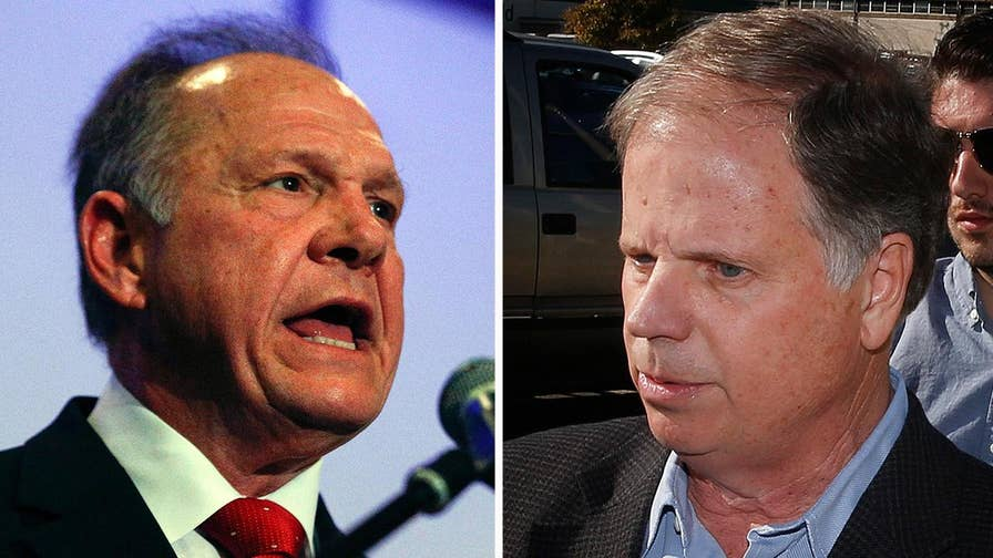 Jonathan Serrie reports on the latest in the Alabama Senate race.