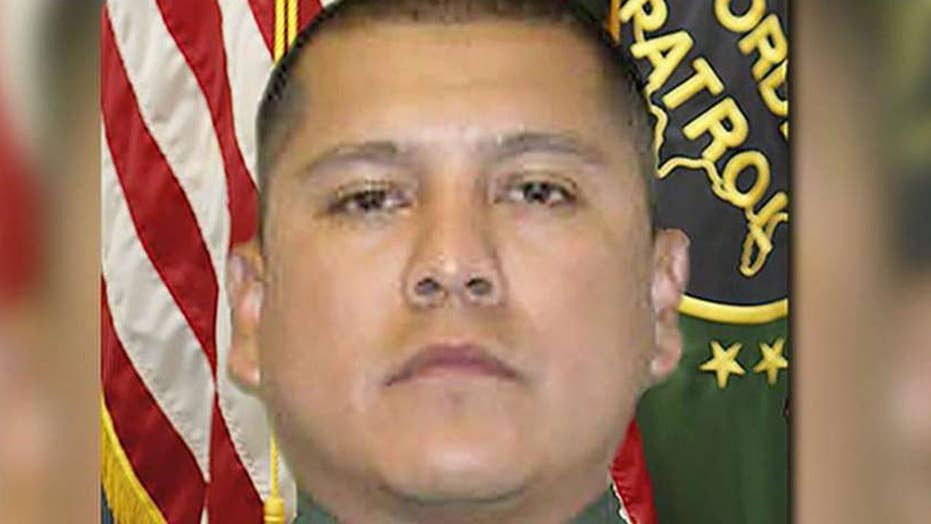 Border patrol ambush prompts massive manhunt