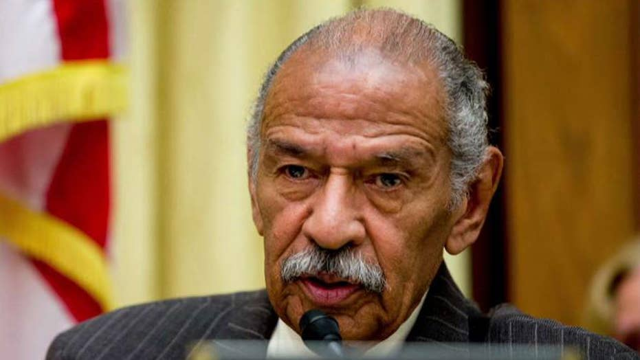 Report: Rep. Conyers settled complaint on sexual misconduct