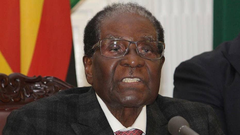 Zimbabwe President Mugabe resigns ahead of impeachment vote