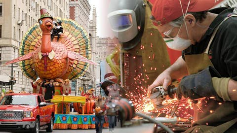 Macy's Thanksgiving Day Parade: The people behind the magic