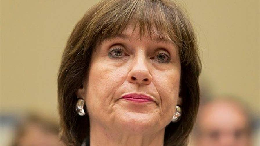 Reaction on 'The Story' as Lois Lerner fears Tea Party-related testimony could ruin her life.