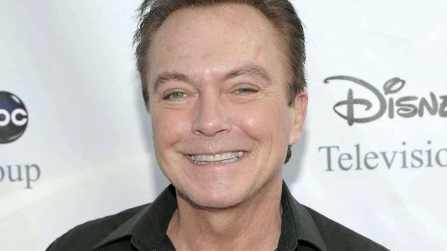 Actor and musician was best known for his role on 'The Partridge Family.'