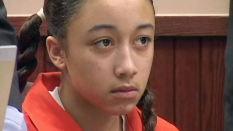 Push to free Cyntoia Brown who was sentenced to life in prison for killing 43-year-old captor when she was 16 years old in 2004.