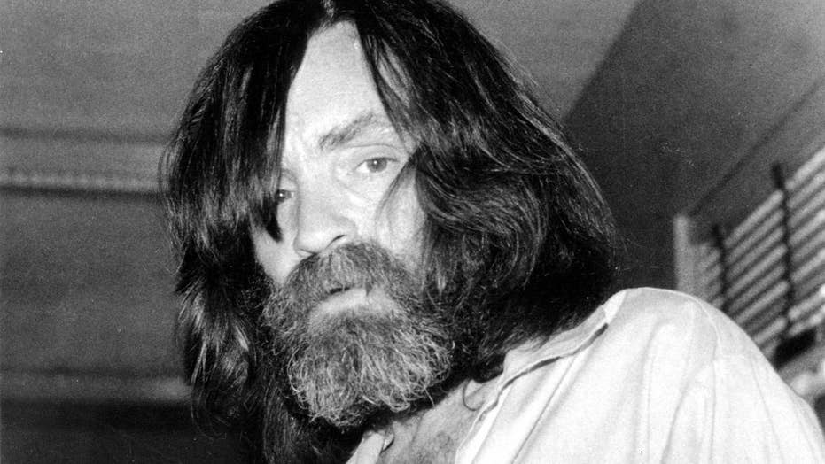 Opinion writers compare Charles Manson to President Trump
