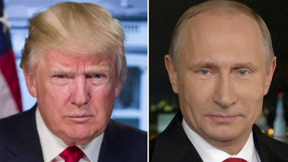 Putin calls Trump after face-to-face meeting with Assad